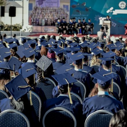 The First Graduation Commencement of Komar University
